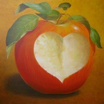 Виды психологических услуг и яблоко
