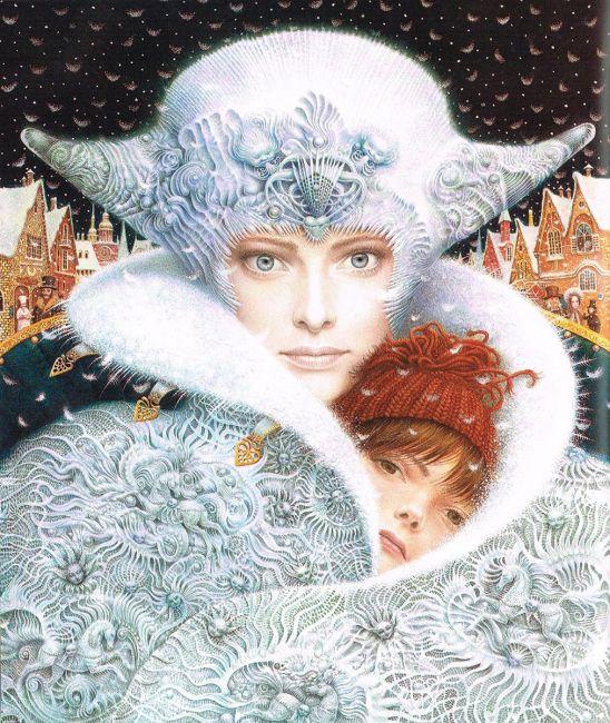 Ловушки и последствия псевдолюбви на примере сказки Андерсена «Снежная королева». Ловушка №1.