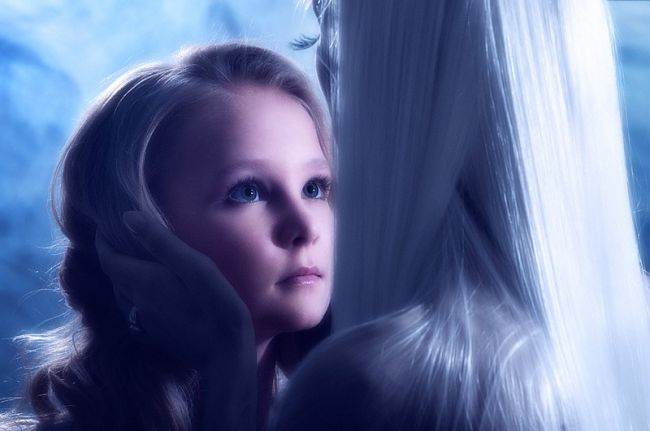 герда и снежная королева