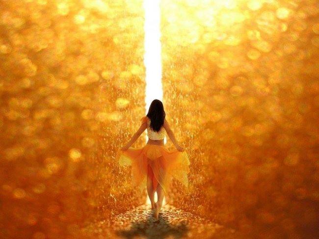 Волшебная практика, исполняющая мечты. «Пространство священной веры».