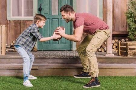 Отец и мои границы