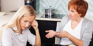 Сепарировались ли вы от матери?