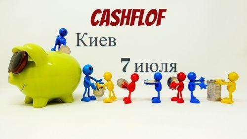 Финансовая тренинг-игра Cashflow в коучинговом формате