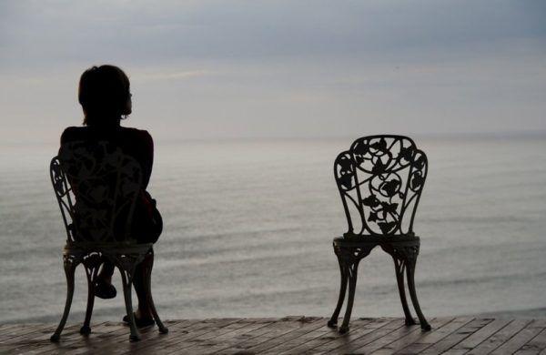 Одиночество или бегство от себя