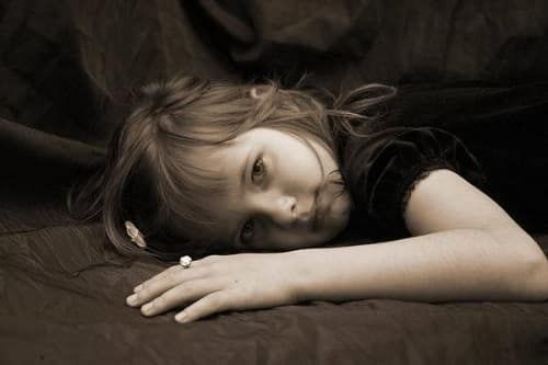 Симбиотический характер или присвоенный ребенок.