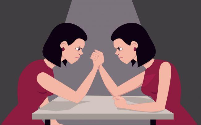 Что такое внутренний конфликт и путь решения