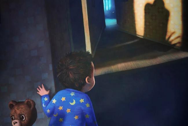 10 фактов о детских страхах