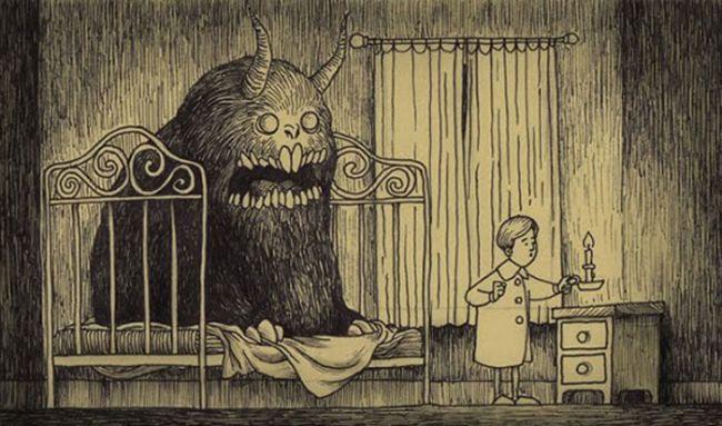 Детский страх и тревога: ваш случай?