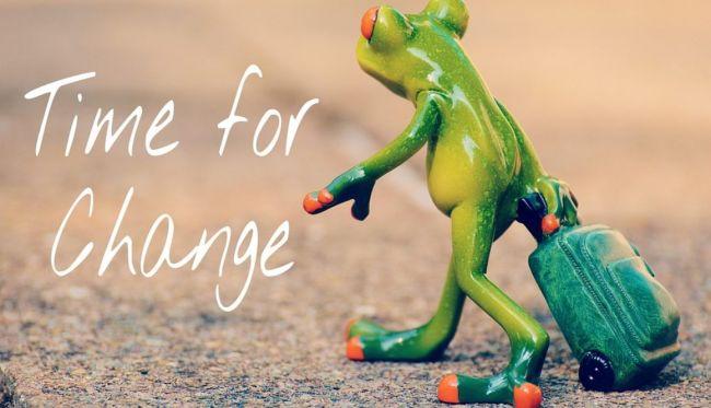 Хочешь измениться? Сначала прими себя.