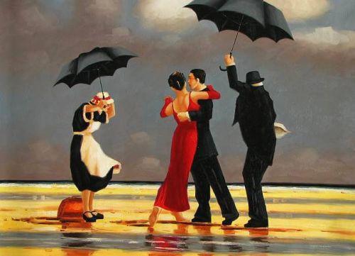 Отношения в ритме танго