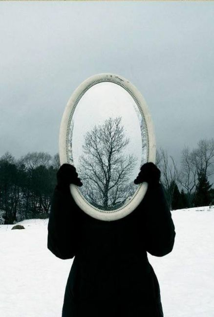 Я в глаза твои как в зеркало смотрю...