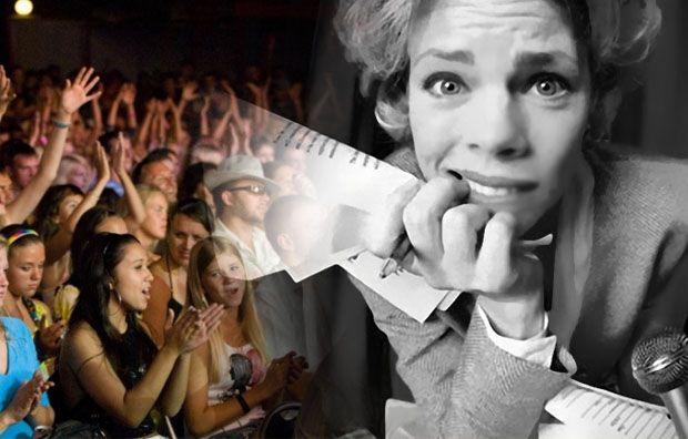 Как быть с боязнью публичных выступлений?