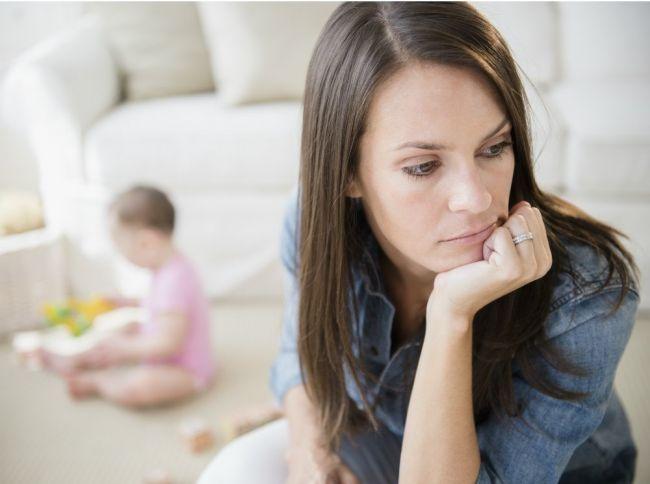 Эмоциональное выгорание мамы - основные симптомы и способы самопомощи