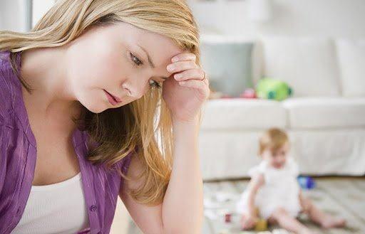 Эмоциональное выгорание мамы - пересмотр семейной системы