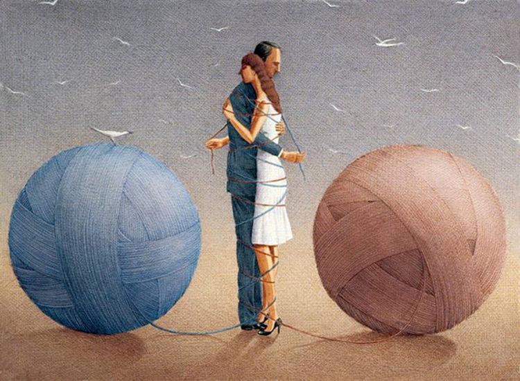 Чем любовь отличается от любовной зависимости