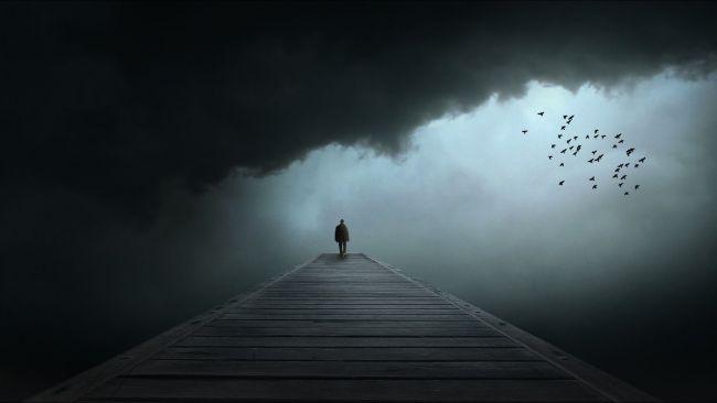 Об одиночестве и изоляции