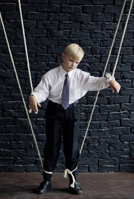 Мамина манипуляция ребенком при разводе