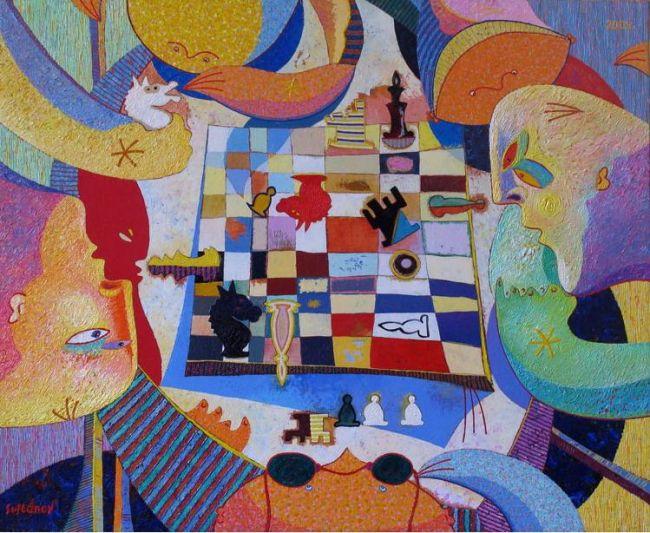 Об интроектах, шахматах и недовольстве собой